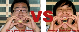Terry VS Jeremy
