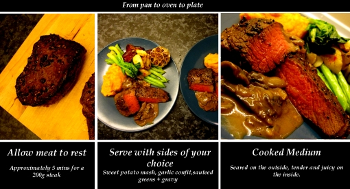 pan to plate